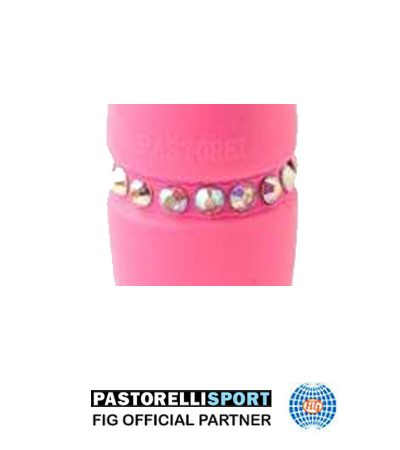 Elastic-with-stones-for-clubs-MASHA-Fluo-Pink–PAIR-(2-pieces)-02729