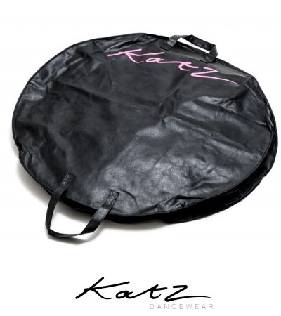 KATZ-BLACK-NYLON-TUTU-BAG-KB96,-KB97