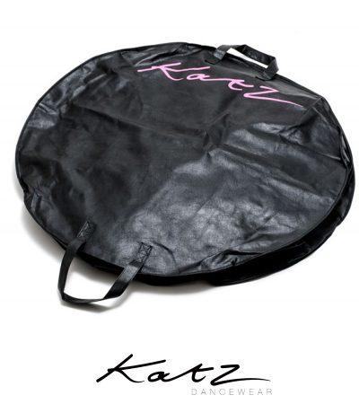 KATZ-BLACK-NYLON-TUTU-BAG-KB96,-KB97