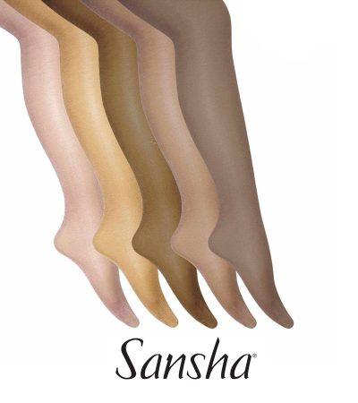 SANSHA-T92AD-ADULT-SHIMMERY-TIGHTS-CHOCOLATE-