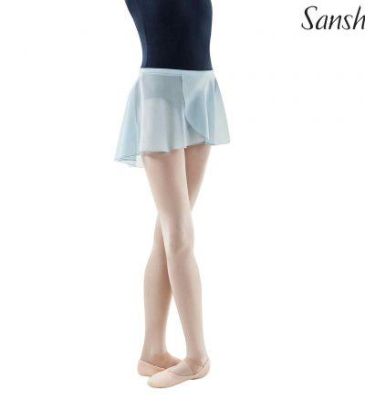 SANSHA® CLASSIC WRAP BALLET SKIRT ALIZEE Y0712P