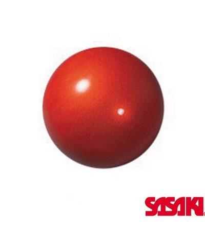 sasaki-BALL-M-207-M-FIG-METALLIC-R-RED-18,5-cm